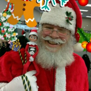 Santa Bob - Santa Claus in Lawrenceville, Georgia