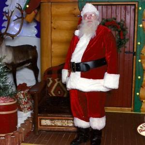 Santa Bob - Santa Claus in Willow Spring, North Carolina