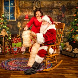 Santa Breckenridge - Santa Claus in Oxford, Mississippi