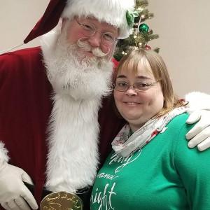 Santa Bryan - Santa Claus in Creekside, Pennsylvania