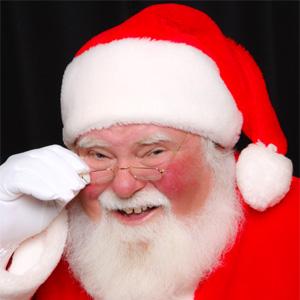 Santa Chris - Santa Claus in Idyllwild, California