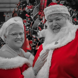 Santa Chuck - Santa Claus in Akron, Ohio