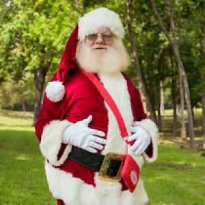 Santa Claude - Santa Claus in Kaufman, Texas