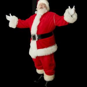 Santa Claus - Santa Claus in Altus, Oklahoma