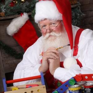 Smokey Mountain Santa - Santa Claus in Knoxville, Tennessee