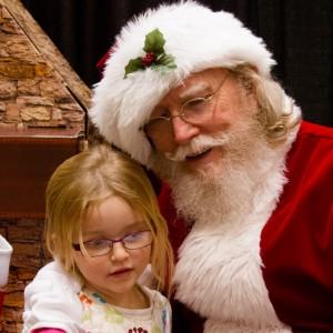 Santa Claus - Santa Claus in Fernandina Beach, Florida