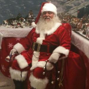 Houston Santa Claus - Santa Claus in Houston, Texas