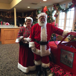 Santa Claus & Mrs. Claus - Patriotic Entertainment / Santa Claus in Orange County, California