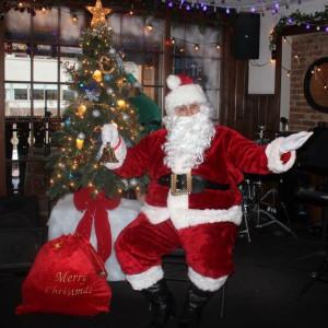 Santa Claus New York - Santa Claus in Brooklyn, New York