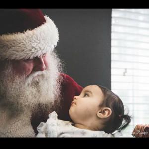 Santa Ron - Santa Claus in Lacey, Washington