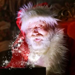 Santa Claus - Santa Claus in Parkersburg, West Virginia