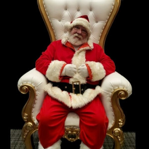 Santa Claus is Coming to Town - Santa Claus in Plymouth, Massachusetts