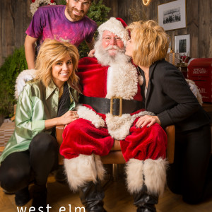 Smitty Clause With a Cause - Santa Claus in Reno, Nevada