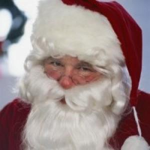 Santa Monica Santa Claus - Santa Claus in Santa Monica, California