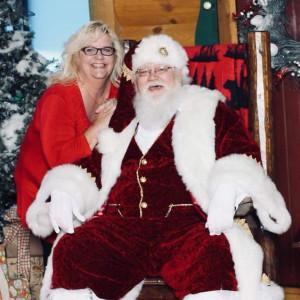 Santa Woodrow - Santa Claus in Soperton, Georgia