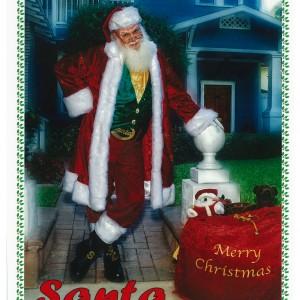 Tampa Santa Claus - Santa Claus in Tampa, Florida