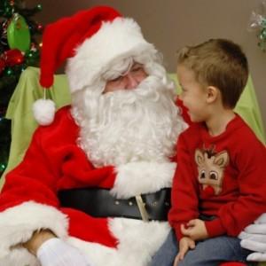 Santa Claus Visits Greater KC - Santa Claus in Kansas City, Missouri