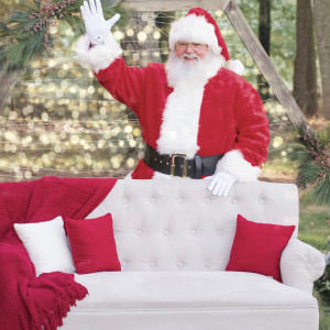 Santa Clause Jeff - Santa Claus in Lexington, North Carolina