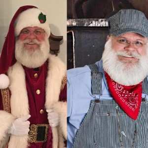 Santa Danny Entertainment - Santa Claus / Trackless Train in Concord, North Carolina