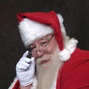 Santa Dennis - Santa Claus in New Braunfels, Texas
