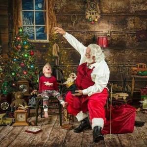 Santa Dodd - Santa Claus in Provo, Utah