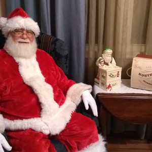 Santa Dom - Santa Claus in Phoenixville, Pennsylvania