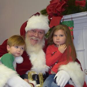 Santa Charles - Santa Claus in Easley, South Carolina