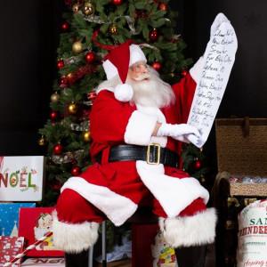Santa Edson - Santa Claus in Edson, Alberta
