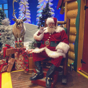 Santa Eric - Santa Claus in Houston, Texas