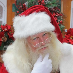 Santa for the Holidays - Santa Claus in Riverside, California