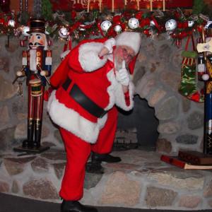 Santa Fritz - Santa Claus in Marble Falls, Texas