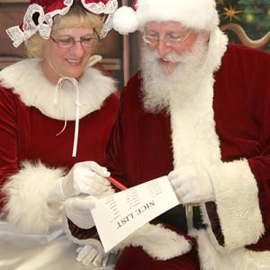 Santa G - Santa Claus in Casa Grande, Arizona
