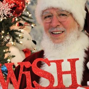 Santa Gary - Santa Claus in Crawfordsville, Indiana