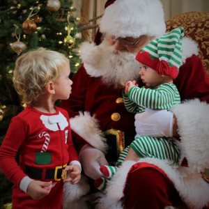 Santa George - Santa Claus in Austin, Texas