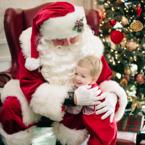 Kentucky's Ol' Saint Nic - Santa Claus in Georgetown, Kentucky