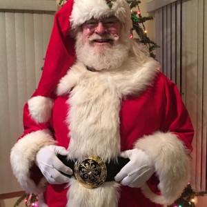 Santa Grizz - Santa Claus in Raleigh, North Carolina