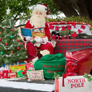 Santa Jake - Santa Claus in Austin, Texas