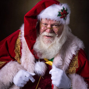Santa Jeaux - Sugar Hill Santa - Santa Claus in Atlanta, Georgia