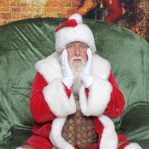 Santa Jim Long - Santa Claus in Carlsbad, California