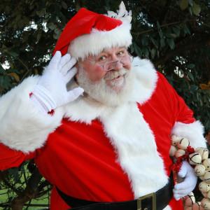Santa Jim Vancouver - Santa Claus in Vancouver, British Columbia