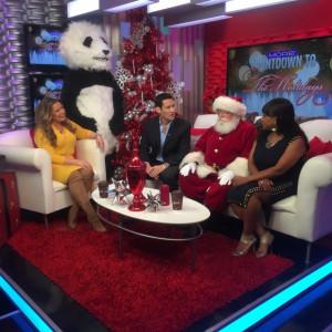 Santa Joe Thibodeau - Santa Claus in Las Vegas, Nevada