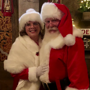 Santa John and Vicki Claus - Santa Claus in Knoxville, Tennessee