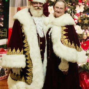 Santa John Bingman - Santa Claus in Portsmouth, Virginia