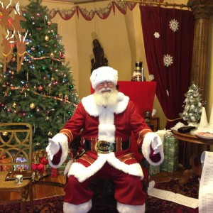 Santa John - Santa Claus in East Canton, Ohio