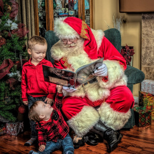 Santa Keith - Santa Claus in Abbotsford, British Columbia