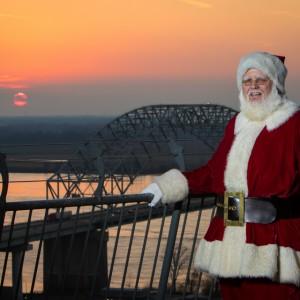 Santa Kennison - Santa Claus in Memphis, Tennessee