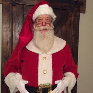 Santa Kyle - Santa Claus in Dallas, Texas