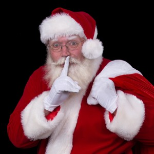 Santa Kyle Lovett - Santa Claus in Redlands, California