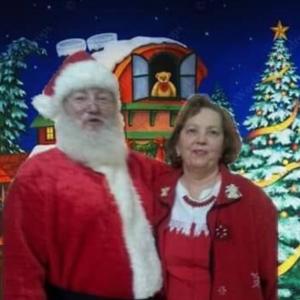 Santa James - Santa Claus in Laurel, Mississippi