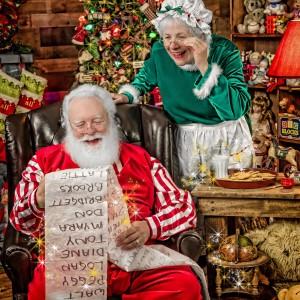 Santa MacClaus - Santa Claus in Aurora, Colorado